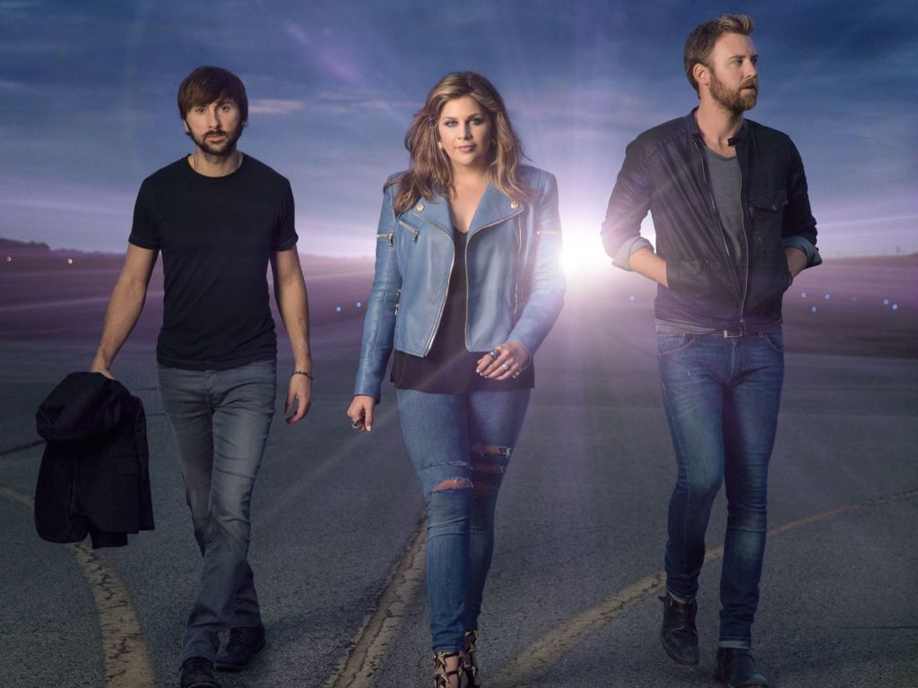 "Lady Antebellum ""Long Stretch Of Love"" Music Video!"